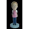 Figurine personnalisée de coiffeuse