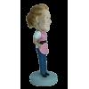 Figurine personnalisée coiffeuse