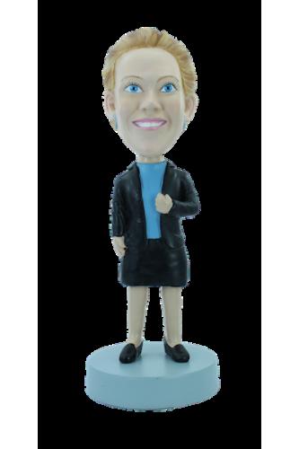 Figurine personnalisée directrice