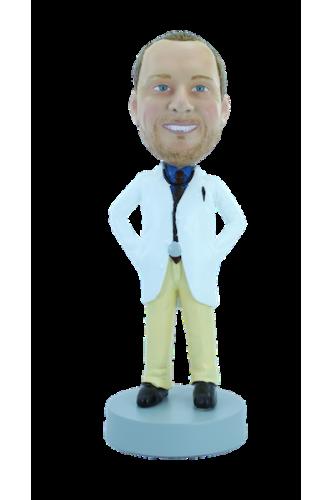 Figurine personnalisée de docteur