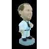 Figurine personnalisée docteur doogie