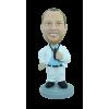 Figurine personnalisée de docteur doogie