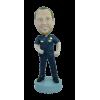 Figurine personnalisée de flic