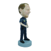 Figurine personnalisée flic