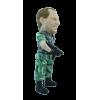 Figurine personnalisée G.I