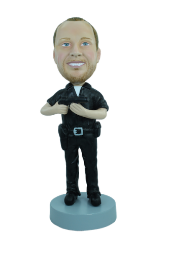 Figurine personnalisée de G.I.G.N
