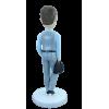 Figurine personnalisée homme à la malette