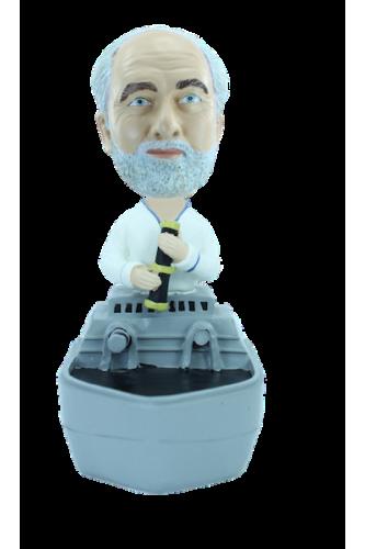 Figurine personnalisée de marin