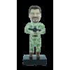 Figurine personnalisée en militaire