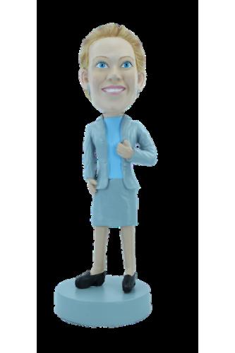 Figurine personnalisée en directrice