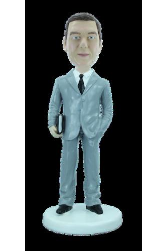 Figurine personnalisée de mon agenda