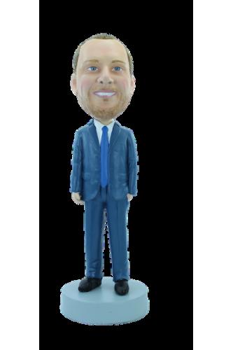 Figurine personnalisée de Mr le directeur