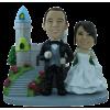 Figura de boda personalizable