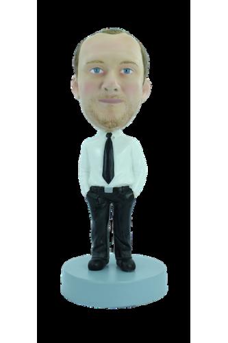 Figurine personnalisée de patron