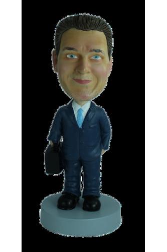 Figurine personnalisée de représentant