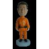 Figurine personnalisée de sauveteur du monde