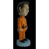 Figurine personnalisée sauveteur du monde