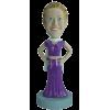 Figurine personnalisée en grande classe