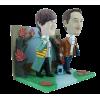 Figurine personnalisée Balade d'automne