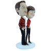 Figurine personnalisée couple Fashion