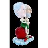 Figurine personnalisée en Adam et Eve
