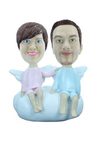 Figurine personnalisée en angelos