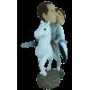 Figur hochzeitspaar personalisierte Herbstspaziergang