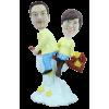 Figurine personnalisée de sorciers