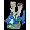 Figurine personnalisée promenade en mer