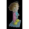 Figurine personnalisée pyjama