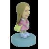 Figurine personnalisée écolière