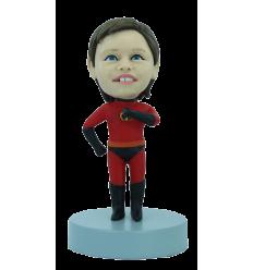 Figurine personnalisée indestructible