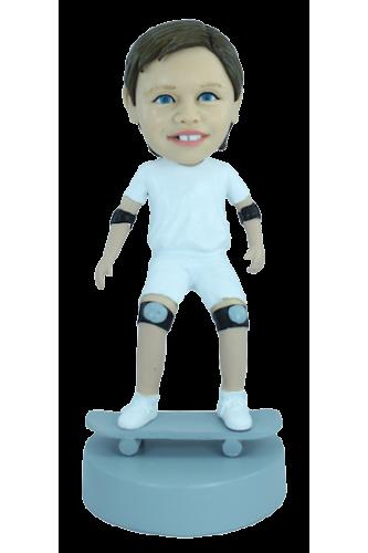 Figurine personnalisée skate board