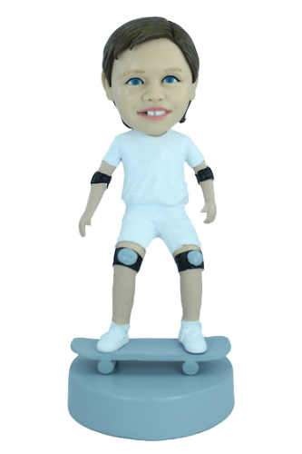 Personalizierte Figur Baseball-Spieler