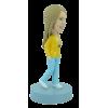 Figurine personnalisée ravissante