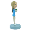 Figurine personnalisée de fille