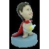 Figurine personnalisée bébé garçon
