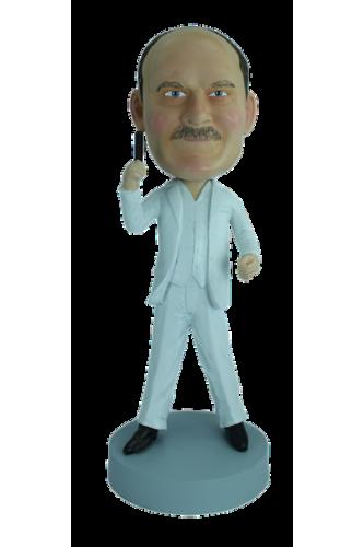 Figurine personnalisée en Al Capone