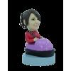 Figurine personnalisée en auto tamponneuse