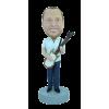 Figurine personnalisée bassiste