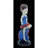 Figurine personnalisée en danseuse de flamenco