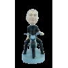 Figurine personnalisée moto