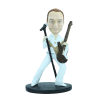 Figurine personnalisée chanteur