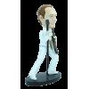 Figurine personnalisée de chanteur