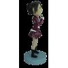 Figurine personnalisée de chanteuse