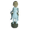 Figurine personnalisée chevalier