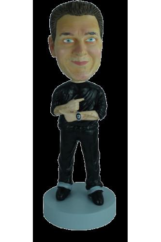 Figurine personnalisée gang