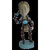 Figurine personnalisée guerrière