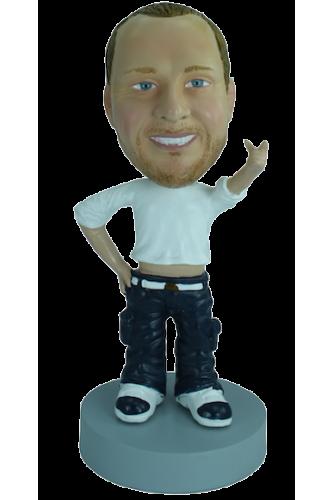 Figurine personnalisée cool