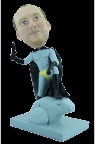 Figurine personnalisée batman